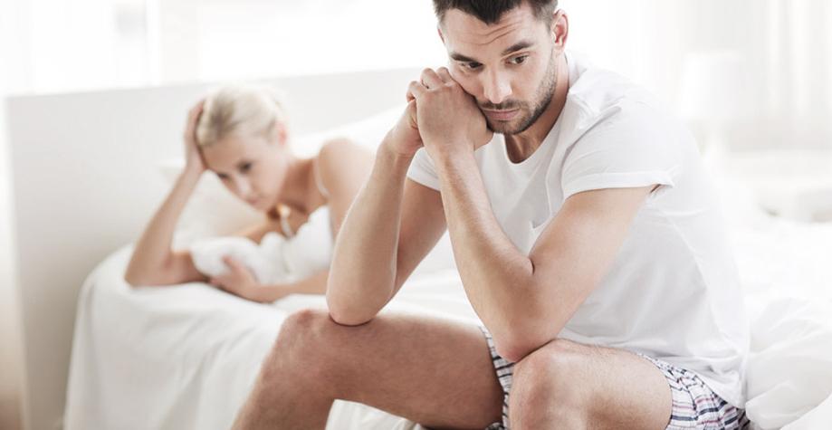 Эректильная дисфункция: причины и лечение
